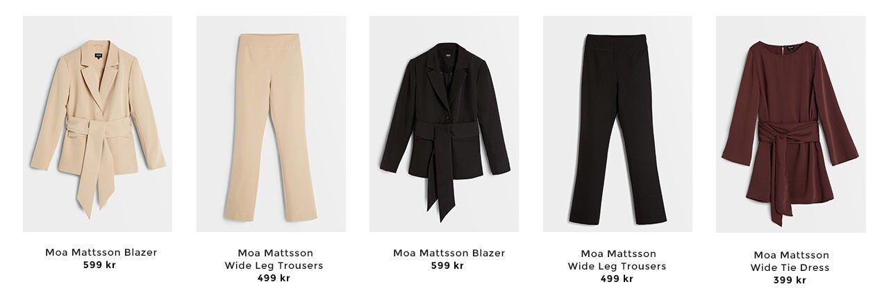Moa Mattsson X Bubbleroom - Shoppa kostymset