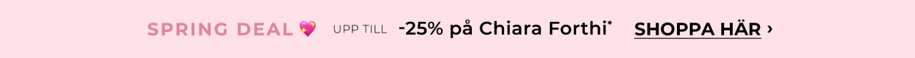 Upp till 25% på Chiara Forthi - Shoppa här!