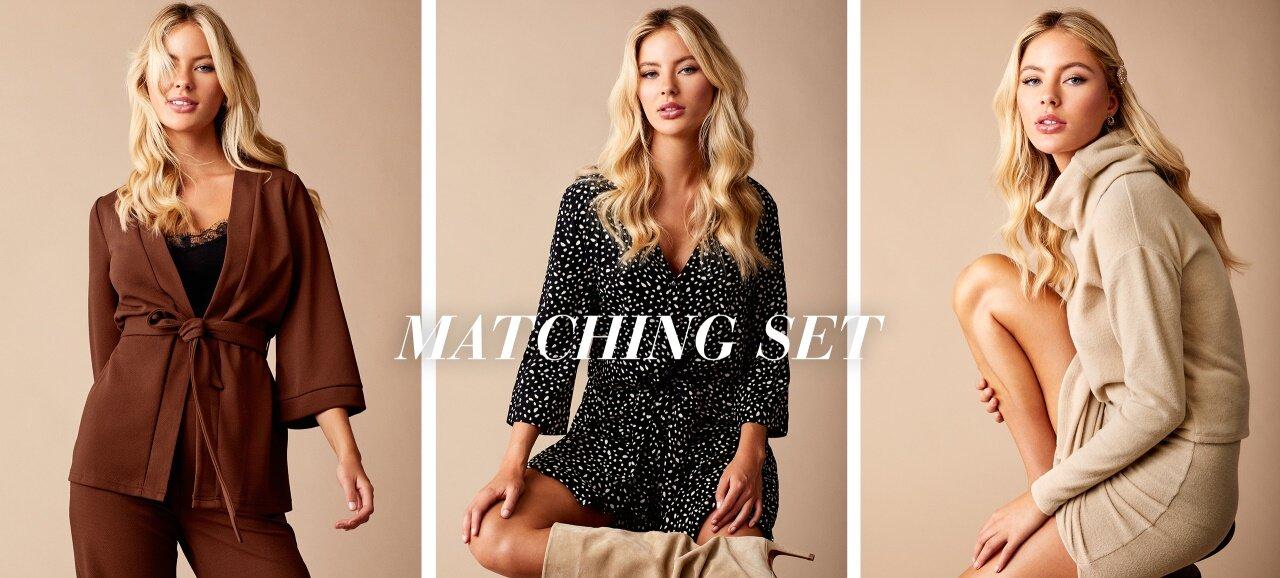 Get the set - shoppa matchande set