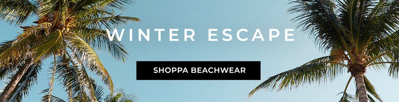 Bikinis, badräkter och tunnikor - du hittar all beach wear hos oss