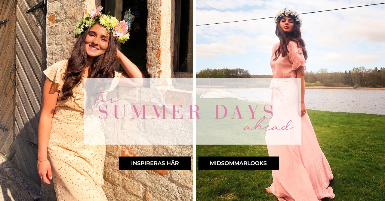 For summer days ahead - shoppa här!