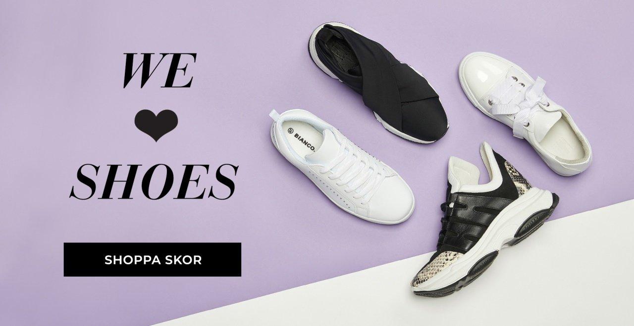 huge discount 17515 f045e 262 kr 349 kr 25% Kampanj. Shoppa skor