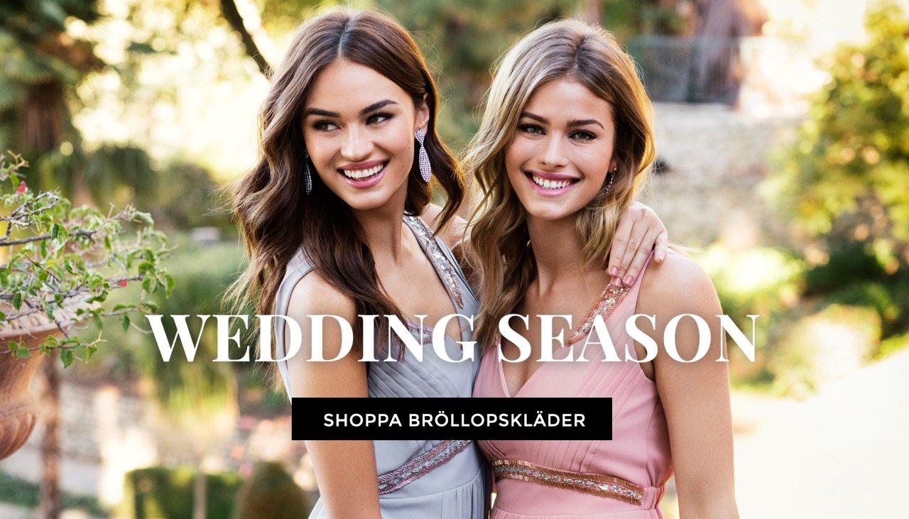 Shoppa bröllopskläder