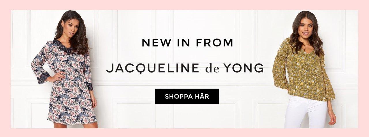 Nyheter från Jacqueline de Yong