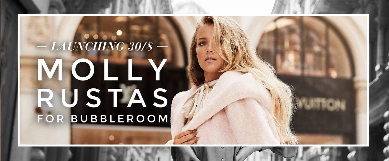 Molly Rustas For Bubbleromm