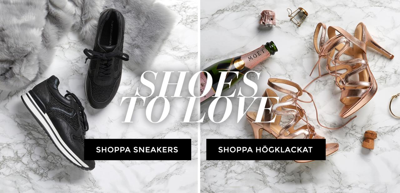 Shoppa skor