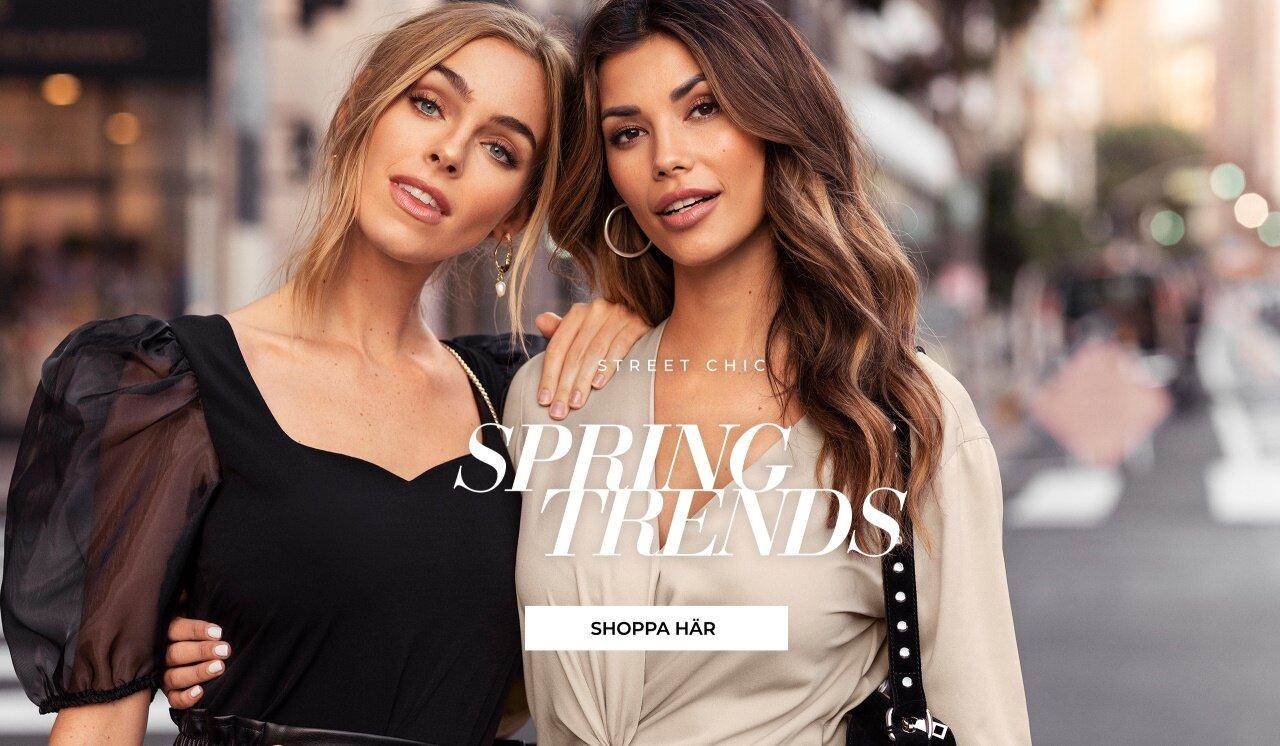 Spring Trends - Shoppa nu!