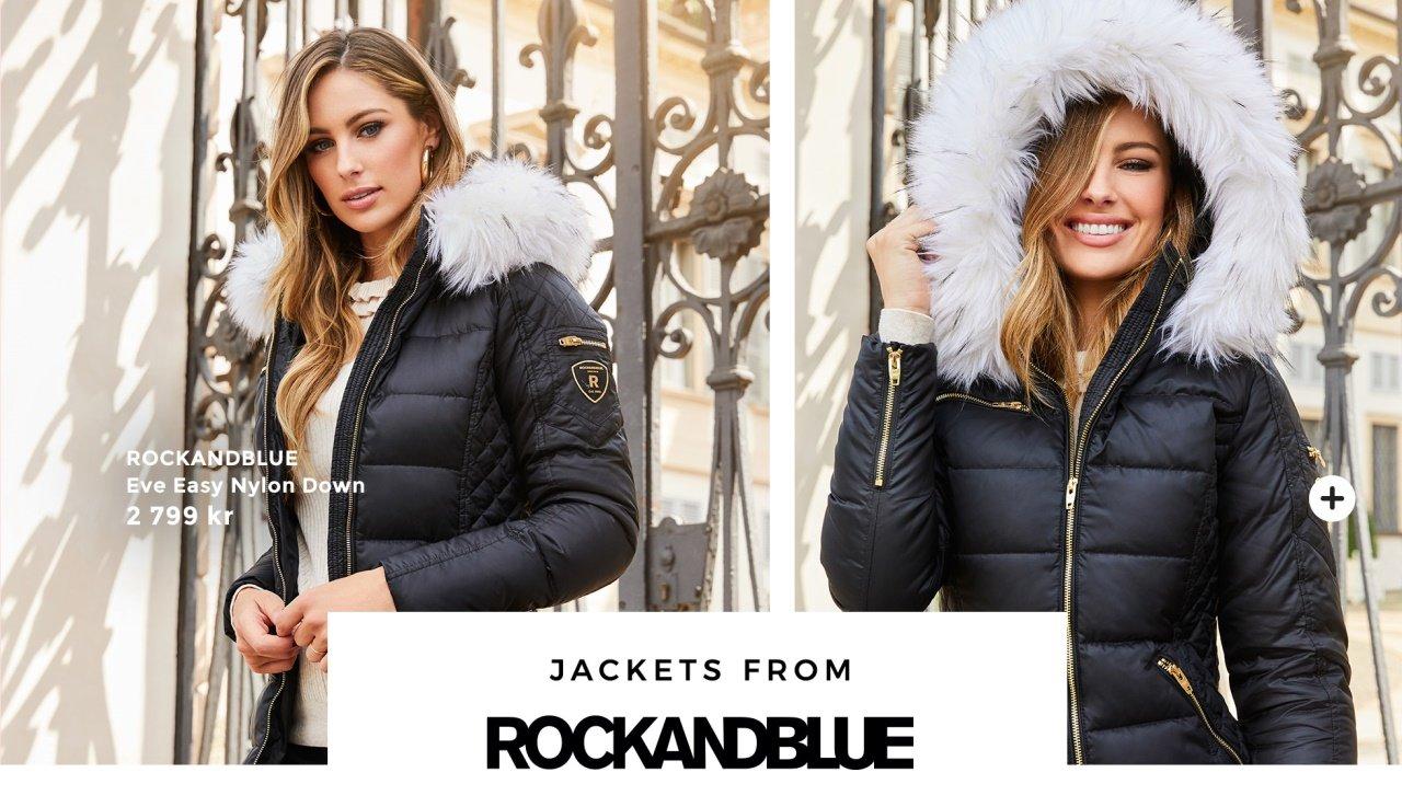 Vinterjackor från varumärket RockandBlue