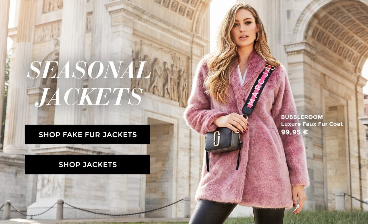 Winter jackets, Faux Fur Jackets and coats