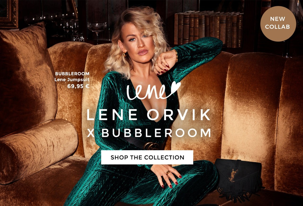 Lene Orviks party collection is here