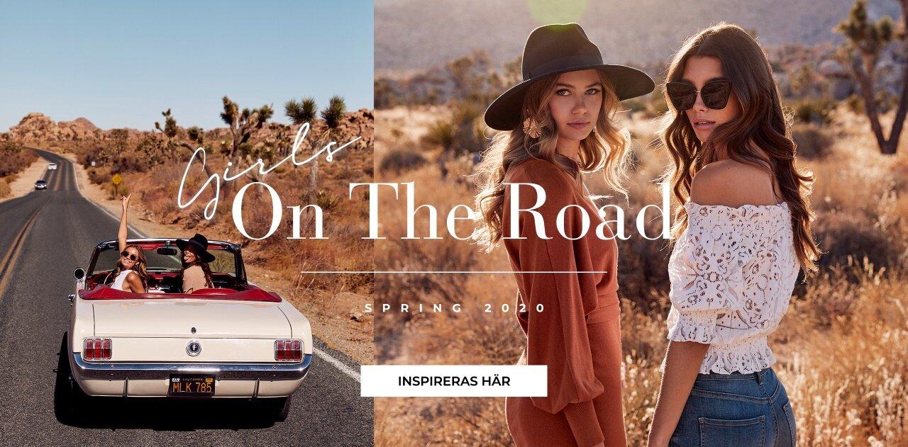 girls on the road - inspireras här