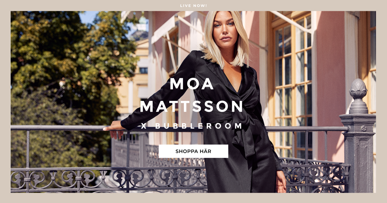 Moa Mattsson x Bubbleroom drop 2 - Shoppa här