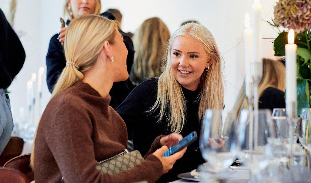 Moa Mattsson X Bubbleroom - The Launch Event