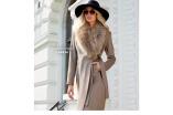Chiara Forthi - Amber long tie coat
