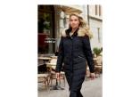 Happy Holly - Rachel long jacket