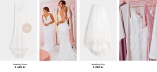 Wedding Gown and Skirt