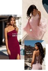 Shoppa balklänningar från Bubbleroom och Chi chi London