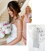 Oleana Wedding Gown fra Moments New York