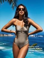 Chiara Forti Letizia Swimsuit