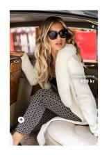 Shoppa fuskpälsjackor, trendiga byxor, lyxiga solglasögon