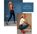 Happy Holly Amy Jeans och 77thFlea Sandy High Waist Superstretch jeans