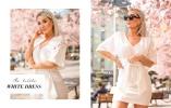 Hitta den perfekta vita klänningen perfekt till midsommarfesten!