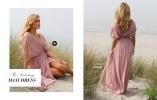 Aubrey maxi dress från Bubbleroom