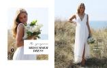 Prudence vit långklänning från Make Way