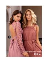 Balklänningar och klänningar till bröllopsgästen