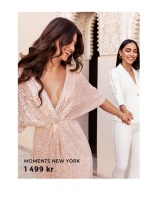 Holly Beaded Gown från Moments New York