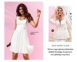 Studentklänningar och en blazer i vitt