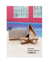 Shoppa partyväskor ballerinaskor och high heels på bubbleroom