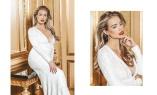 Långärmade brudklänningar med fina detaljer
