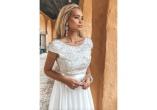 Brudklänningar från Chiara Forthi, Moments New York, Susanna Rivieri och Zetterberg Couture