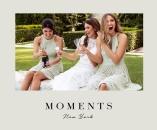 Långklänningar och bröllopsklänningar från Moments New York