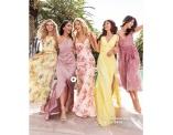 Shoppa mönstrade långklänningar perfekta för sommarens alla fester och bröllop