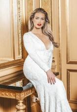 Shoppa brudklänningar på nätet på bubbleroom