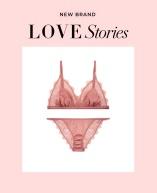 Shoppa underkläder och beachwear från Love Stories