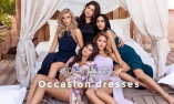 Shoppa klänningar för alla vårens och sommarens fester