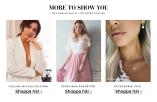 Bästsäljare, Carolina Gynnings favoriter, Alexandra Nilsson x Bubbleroom och blusar