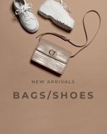 Shoppa väskor och skor på Bubbleroom
