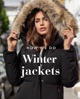 Shoppa vinterns jackor här