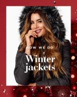 Shoppa kappor och jackor för vintern