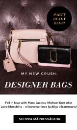 Shoppa designer väskor - märkesväskor