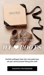 Shoppa vinterskor, boots, skor - julklappar