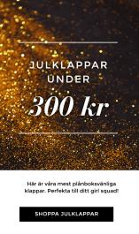 Julklappar under 300 kr - Perfekt till ditt girl gang!