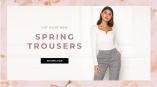Shoppa vårens byxor