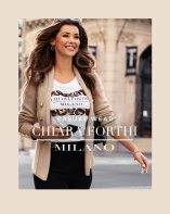 Shoppa casual wear från Chiara Forthi