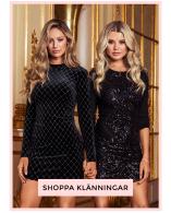 Shoppa klänningar