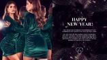 Shoppa nyårslooken från Bubbleroom